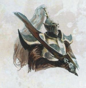 Warhammer Tullaris Dreadbringer Art