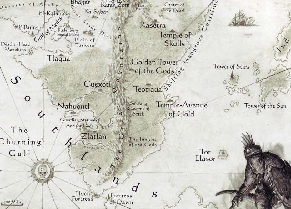 Southlands | Warhammer Wiki | FANDOM powered by Wikia