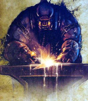 Warhammer Daemonsmiths Art