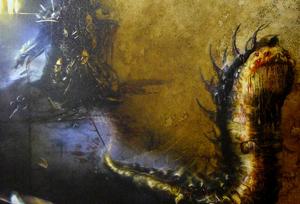 Warhammer Tamurkhan Maggot
