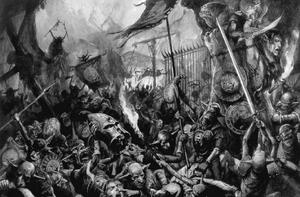 Warhammer Waaagh! Grom