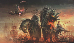 Horsemen of the Apocaplyse