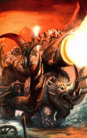 Warhammer Ironblaster