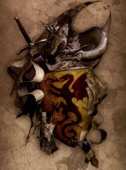 Bretonnia Coat of Arms