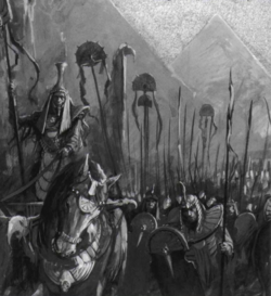 Warhammer Tomb Kings Alcadizaar the Conqueror