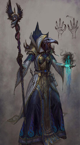 Sorcerer of Tzeentch