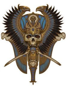 Warhammer Tomb Kings Symbol