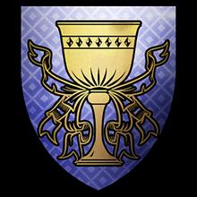 Bretonnia Grail Banner