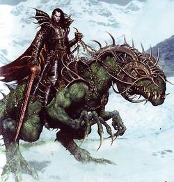 Warhammer Malus Darkblade Daemon's Curse