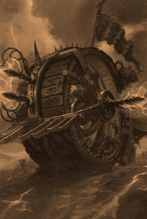 Image result for skaven doomwheel