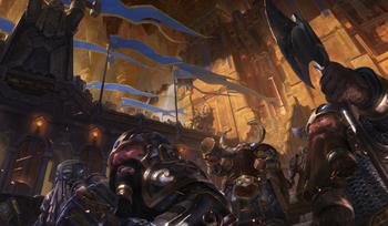 Warhammer End Times Karaz-A-Karak