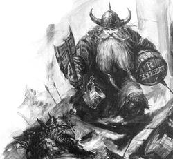 Josef Bugman, Dwarf Master Brewer (2)