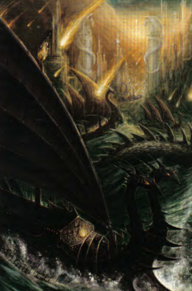 Warhammer Wrath of Tethlis