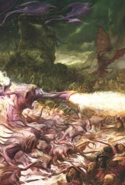 Warhammer Daemons of Chaos Invasion