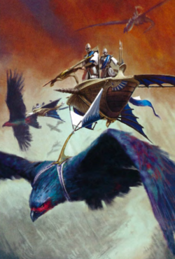 Warhammer Lothern Skycutter