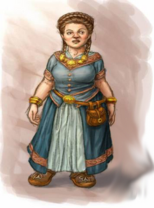 Dwarf NPC - Female Merchant qjpreviewth