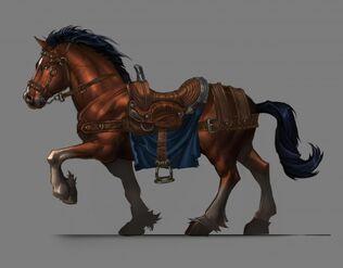 Empire Warhorse