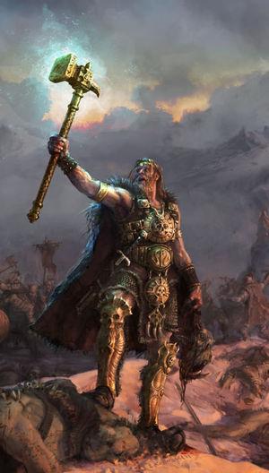 Resultado de imagem para sigmar warhammer fantasy