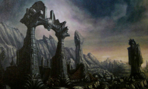 Warhammer Tamurkhan Dark Lands Art