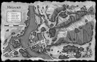 Helfurt Map