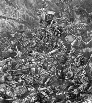 Warhammer Waaagh! Gorbad 2