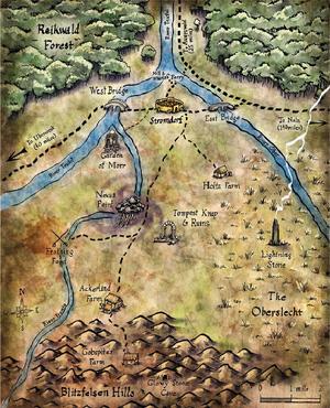 Stromdorf Map
