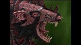 Total War Warhammer II - Queek Headtaker Showcase