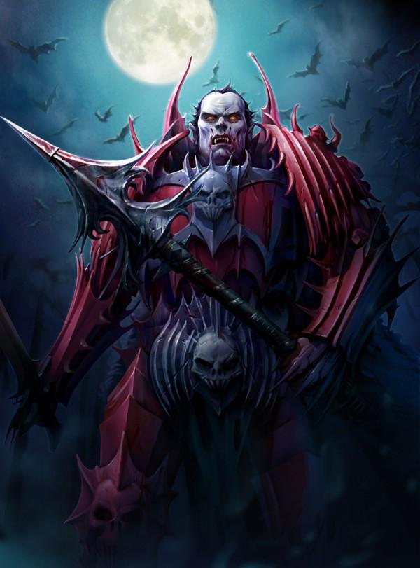 The Red Duke Warhammer Wiki Fandom Powered By Wikia