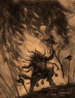 Beastmen ritual