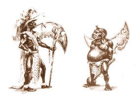 Brobat beesbok warhammer pygmies