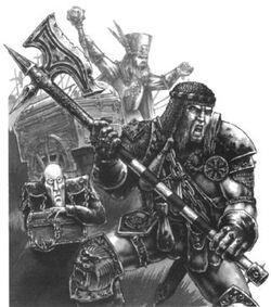 Paymaster's Bodyguard