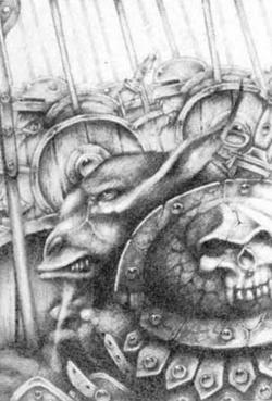 Warhammer Gaves