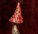 Scarlet Elf Cap