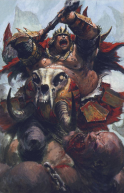 Warhammer Ogre Tyrants