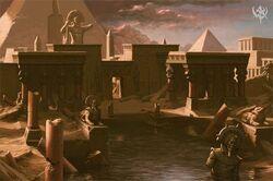 Warhammer Tomb Kings Khemri