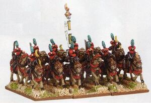 Arabian Desert Riders Araby Warmaster Miniatures