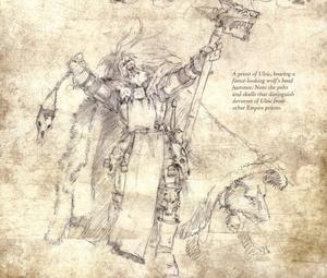 Warhammer Warrior Priest of Ulric
