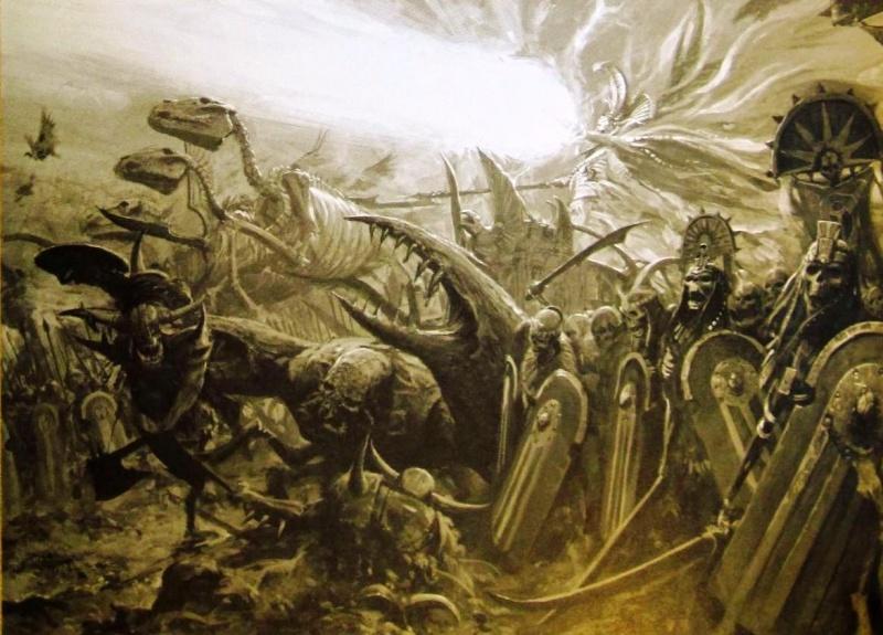 Settra Warhammer Wiki Fandom Powered By Wikia