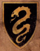 Mallobaude heraldry Bretonnia