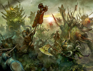 Warhammer Followers of Nurgle