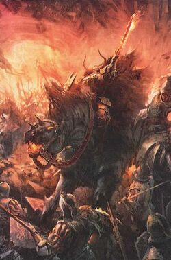 Archaon triumphant