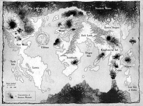 Hinterlands Of Khuresh Warhammer Wiki Fandom Powered By Wikia