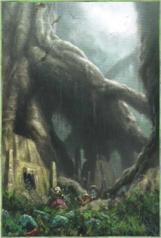 Warhammer Fantasy Lustria