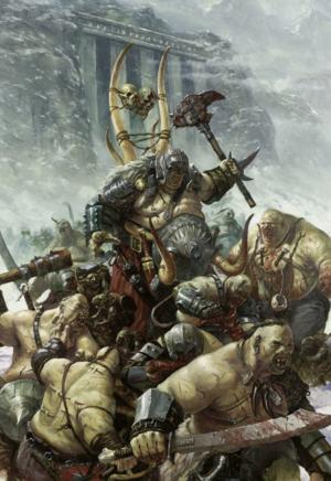 Warhammer Ogre Tribes