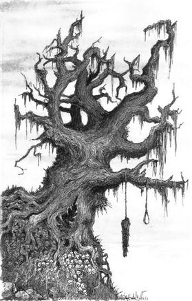 Mordheim Great Oak
