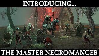 Total War WARHAMMER - Introducing... Master Necromancer ESRB