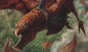 Warhammer Lizardmen Ripperdactyl