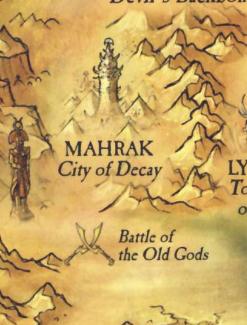 Warhammer Mahrak