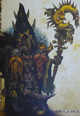 Warhammer Tamurkhan Goblini