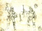 Ostland Black Guard